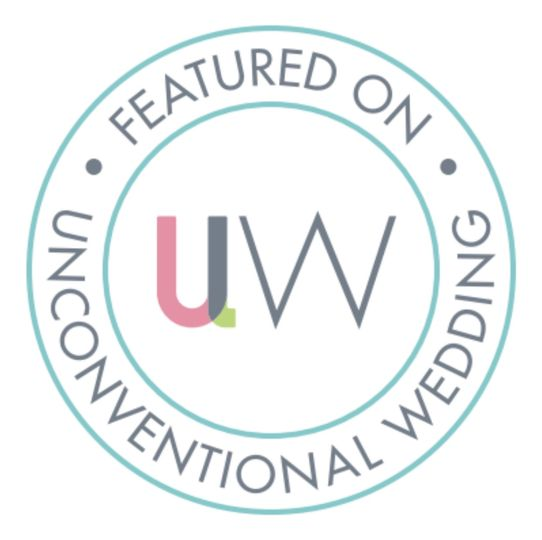 I'm in Unconventional Bride!