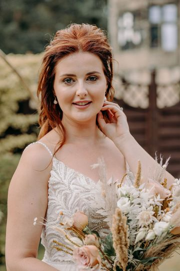 Boho Bride - Looking fabulous