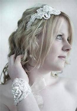 Arabella Lace Bracelet with Ribbon Ties