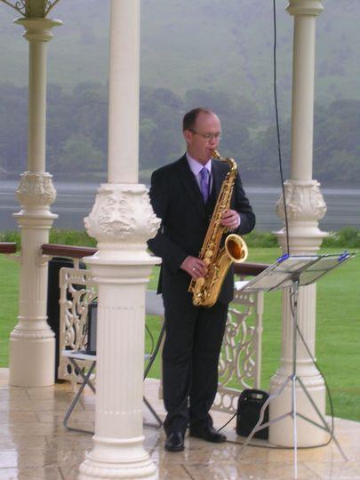 Wedding at Ullswater
