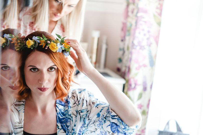 Erika Tanith Photography - Bridal prep
