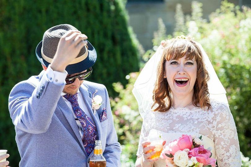 Erika Tanith Photography - Newlyweds