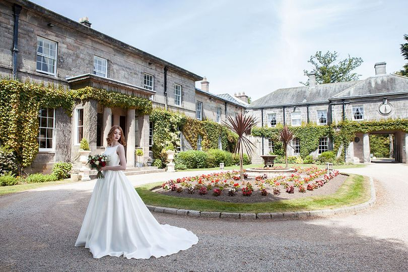Doxford Hall Wedding