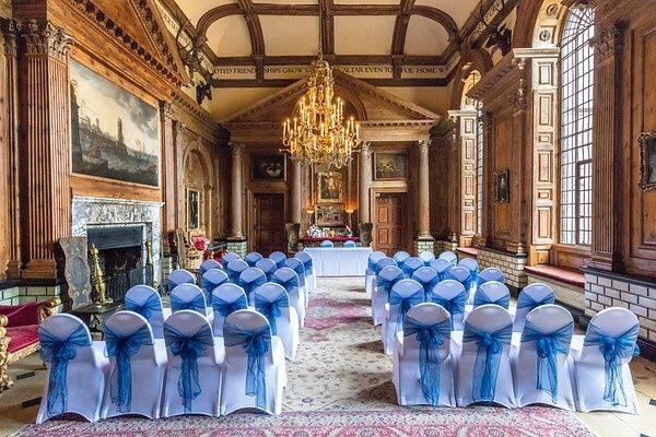 Knebworth House Ceremony
