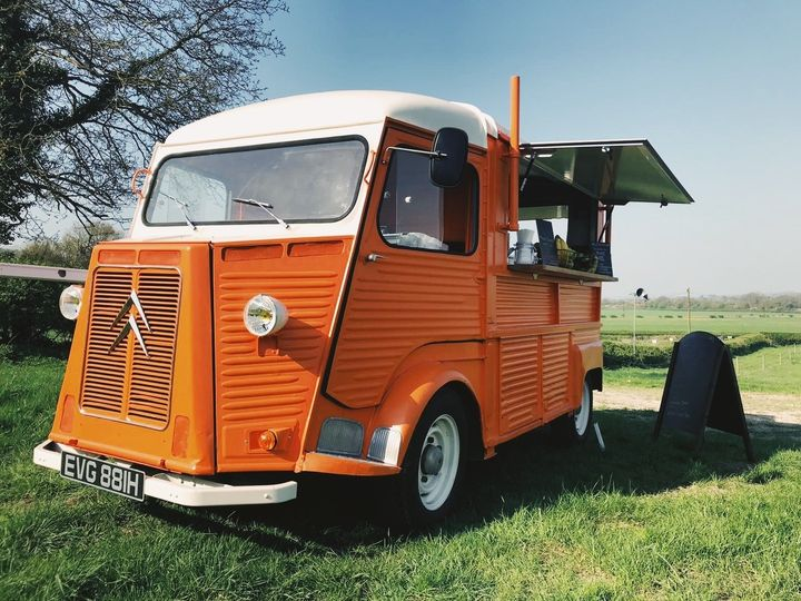 Mobile Bar Services The Little Orange Van 4