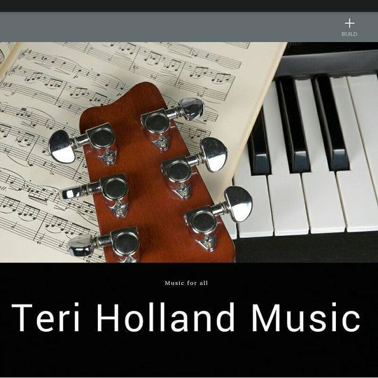 Teri holland music
