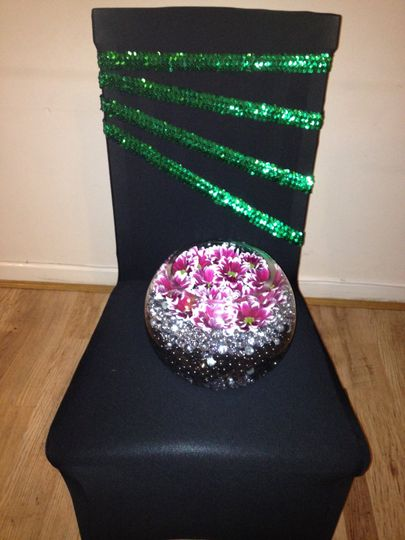 Chair Cover Design