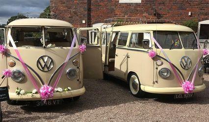 Heart to Heart Vintage Volkswagen (VW Wedding Campervan Hire)