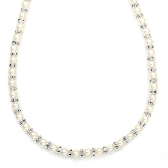 Eileen Pearl Necklace