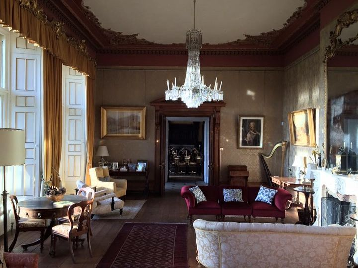 Fabulous Victorian interior