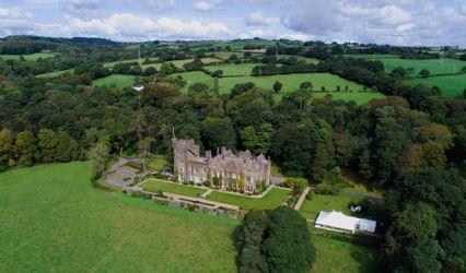 Stradey Castle