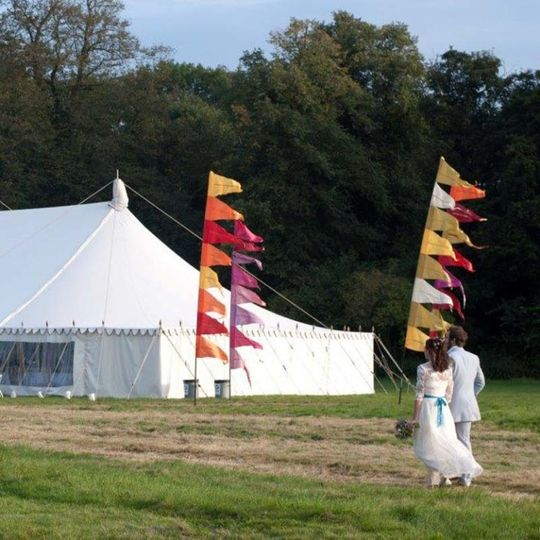 Decorative Hire The Event Flag Hire Company LTD 4