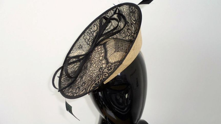 A hat from the 2013 collection