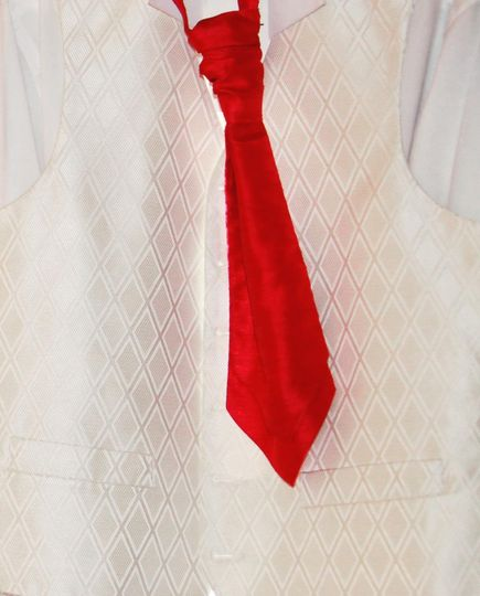 Dress and tie