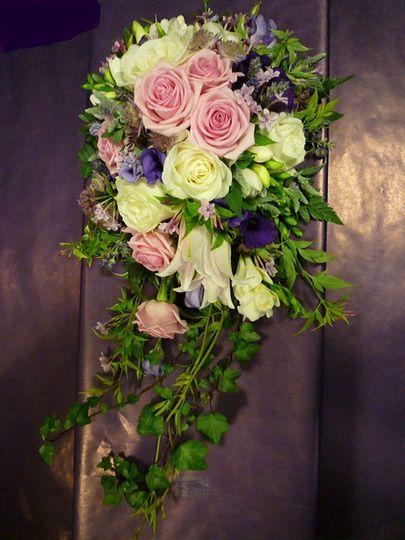 Seasonal Shower Bouquet