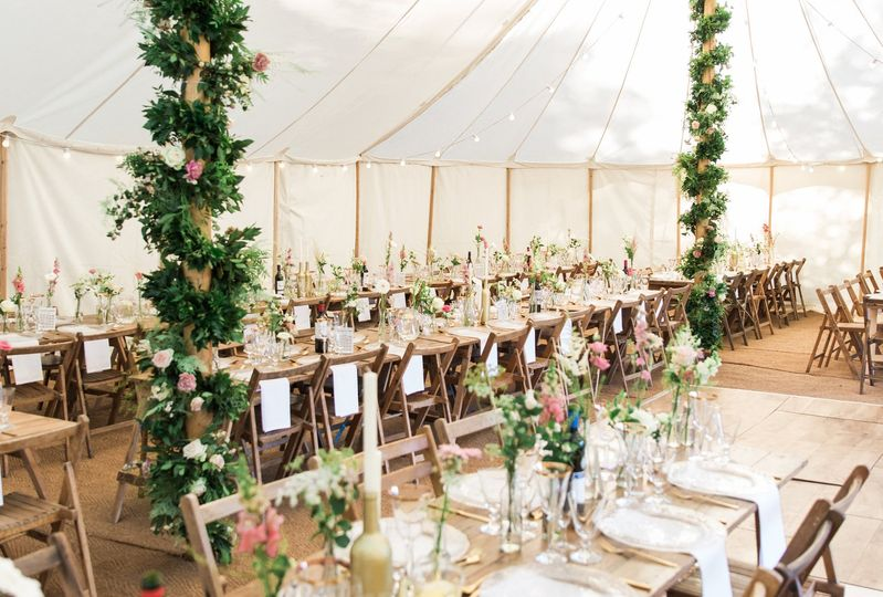Piece of Cake Marquees
