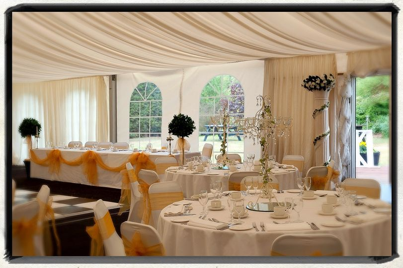 The Grand Marquee Wedding