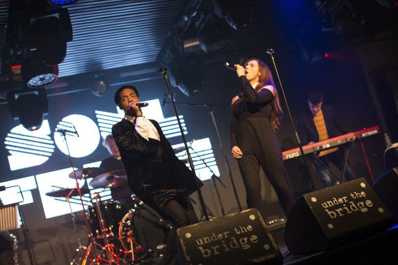 Passionate singers