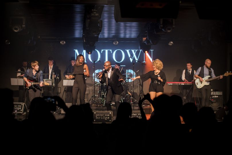 Motown music for weddings