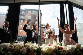 Weddings at The Cube Birmingham