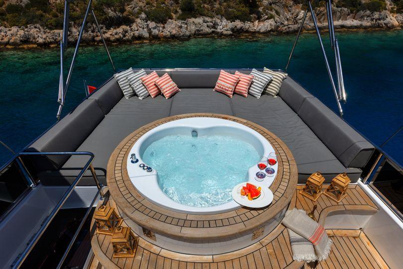 P. Yacht Honeymoon