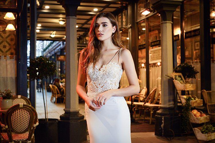 Gaia wedding dress