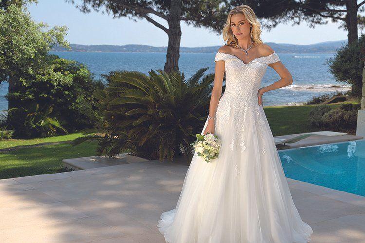 Ladybird wedding dress