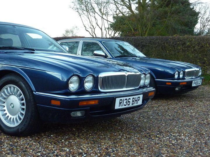 Daimler and Jaguar