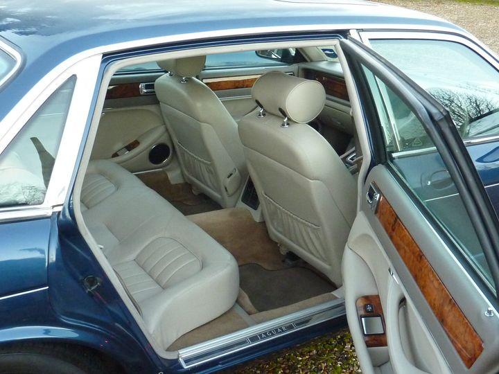 Jaguar long wheel base