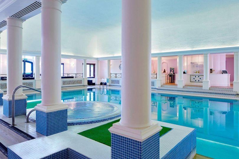 Hanbury Manor, Marriott Hotel & Country Club 128