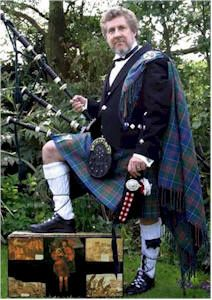 A Solo HIghland piper