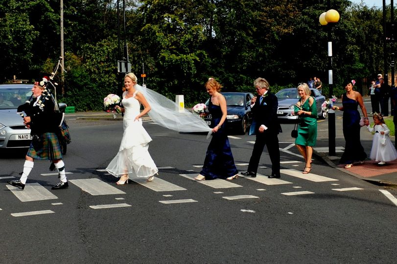 Not Abbey Road, Tynemouth Road