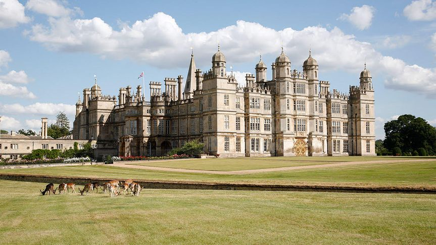 A stately home tour