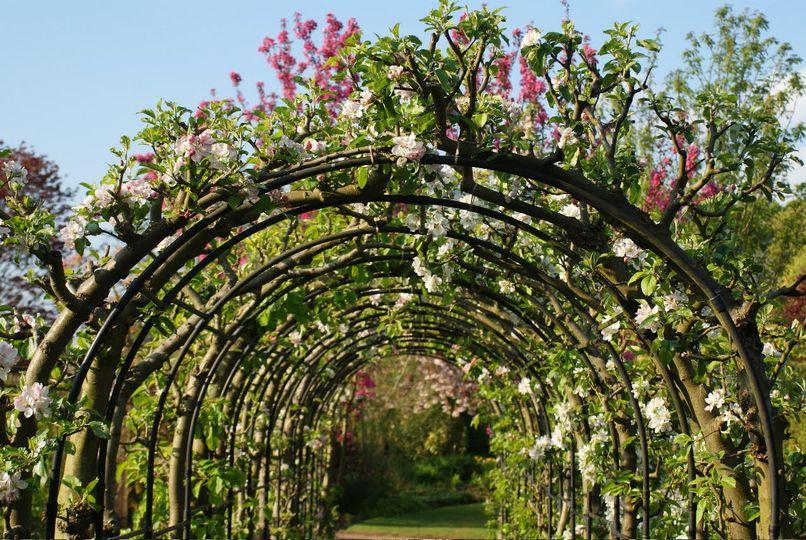 A garden destination