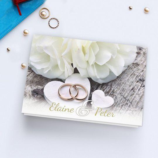 Class wedding invitations