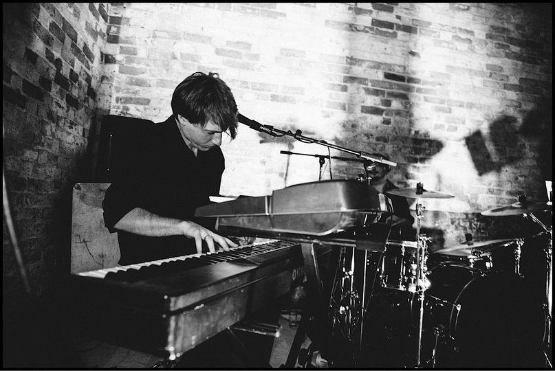 Our Keyboardist Murray