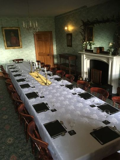 Ardgour House Dining Room