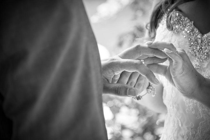 Putting on the ring - Kandid Kane Photography