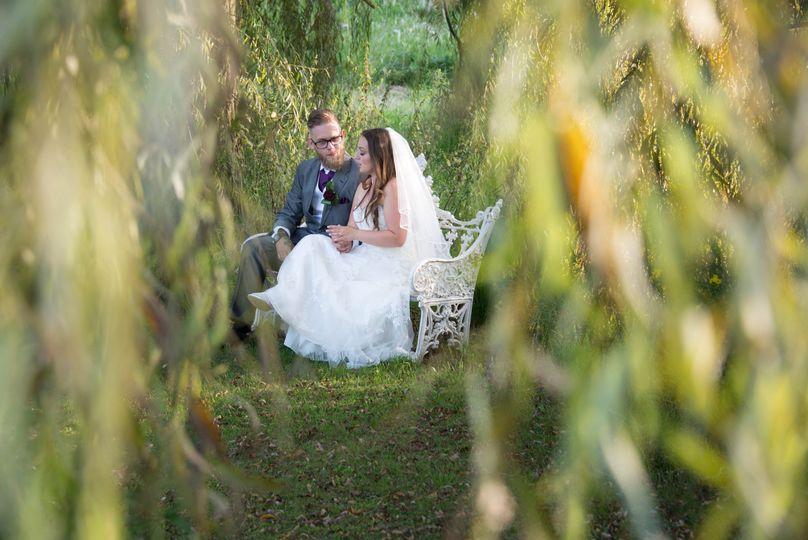 Couple seated together - Kandid Kane Photography