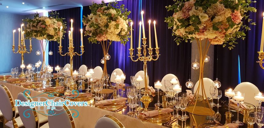Decorative Hire Designer Chair Covers To Go 13