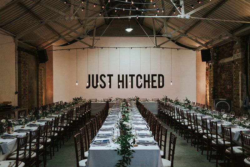 dry hire warehouse wedding venue in london shoreditch studios weheartpictures 4 4 275503 159958123831435