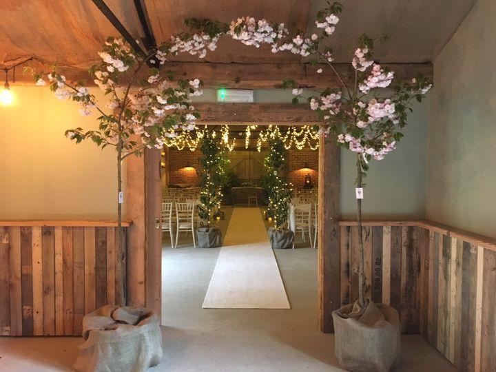 Barn Wedding Hire - Day