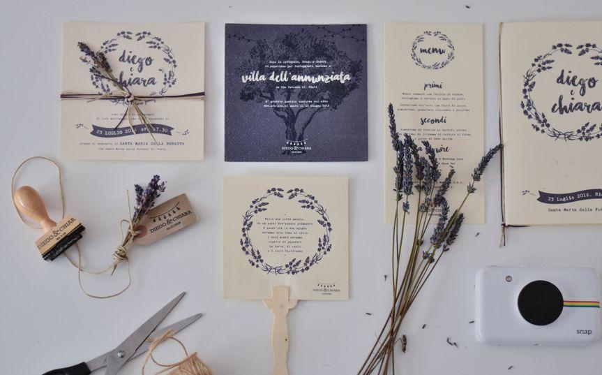 C&D: Lavender Wedding Suite