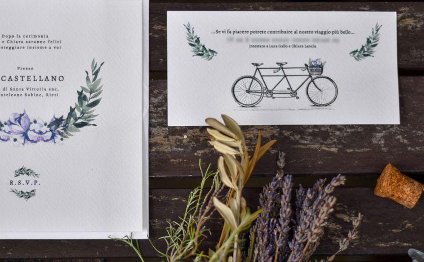 C&L: Invitations + Gift Card