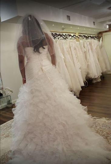 Bridalwear Shop Bijou Bridal Wear 4