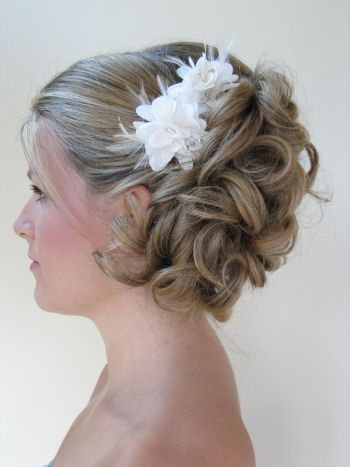Chloe hair style with accessory