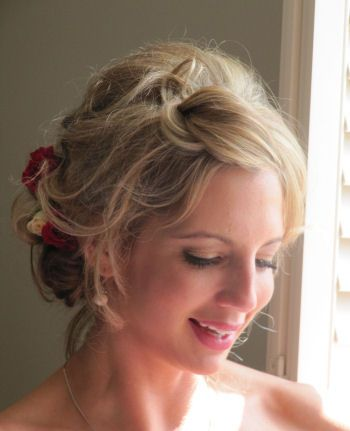 Leanne soft hair style