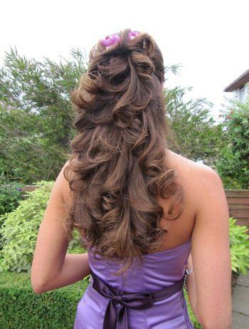 Tash long hair style