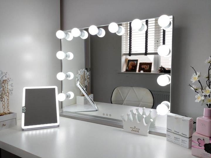 malibu portable hollywood mirror 4 275537 159966900654612