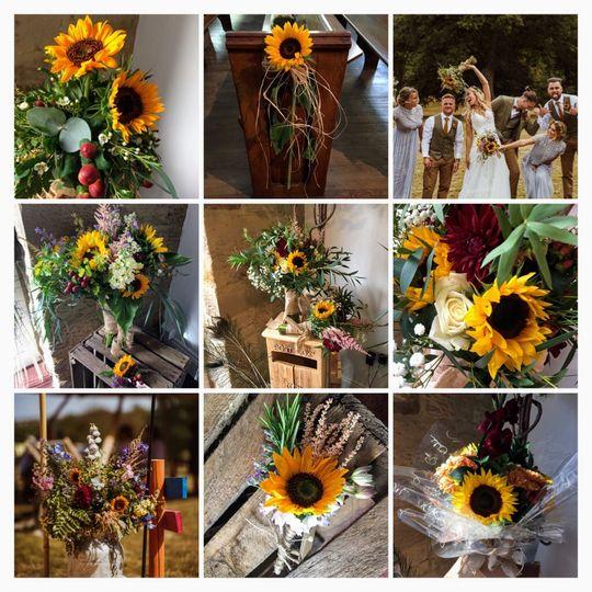 Boho / Country Tipi Wedding
